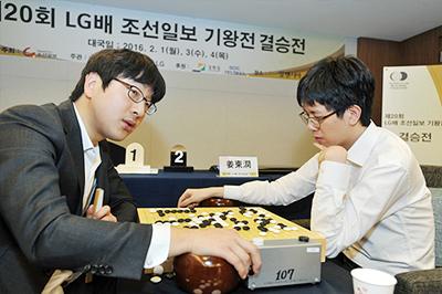 韓国の囲碁ニュース・棋戦情報のバックナンバーをご覧になれます。